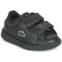 Shoes Children Low top trainers Lacoste CARNABY EVO BL 3 SUI Black