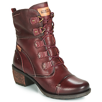 Shoes Women Ankle boots Pikolinos LE MANS 838 Brown