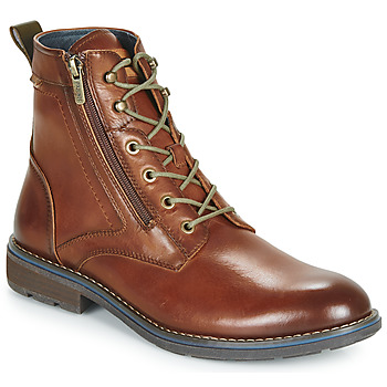 Shoes Men Mid boots Pikolinos YORK M2M Brown