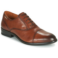 Shoes Men Brogues Pikolinos BRISTOL M7J Brown