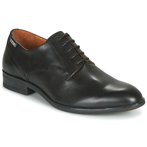 Shoes Men Derby Shoes Pikolinos BRISTOL M7J Black