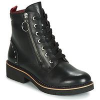 Shoes Women Mid boots Pikolinos VICAR W0V Black