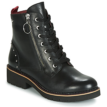 Shoes Women Mid boots Pikolinos VICAR W0V Black