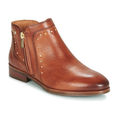 Shoes Women Mid boots Pikolinos ROYAL W4D Brown