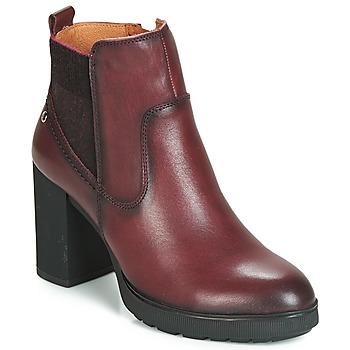 Shoes Women Ankle boots Pikolinos SAGUNTO W4Z Brown