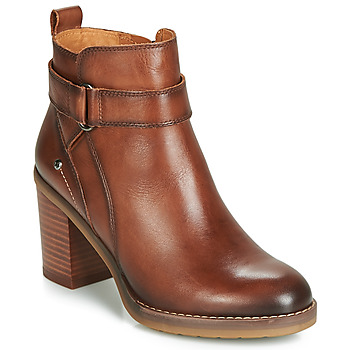 Shoes Women Ankle boots Pikolinos POMPEYA W9T Brown