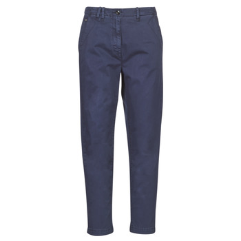 Clothing Women chinos G-Star Raw PAGE BF CHINO WMN Blue