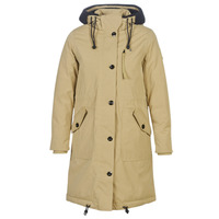 Clothing Women Parkas G-Star Raw NEW DUTY PDD HDD PARKA WMN Beige
