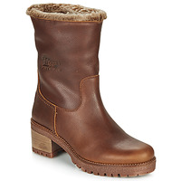 Shoes Women Ankle boots Panama Jack PIOLA Brown