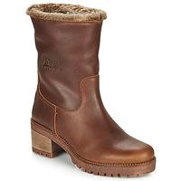 Shoes Women Ankle boots Panama Jack PIOLA Brown