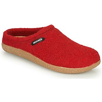 Shoes Women Slippers Giesswein VEITSCH Red