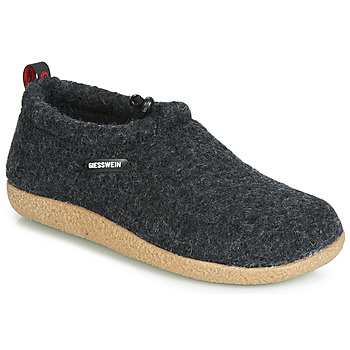 Shoes Women Slippers Giesswein VENT Anthracite