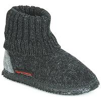 Shoes Men Slippers Giesswein KRAMSACH Anthracite
