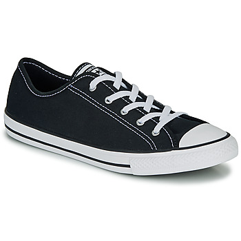Shoes Women Low top trainers Converse CHUCK TAYLOR ALL STAR DAINTY GS  CANVAS OX Black