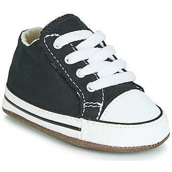 Shoes Children Hi top trainers Converse CHUCK TAYLOR ALL STAR CRIBSTER CANVAS COLOR  HI Black