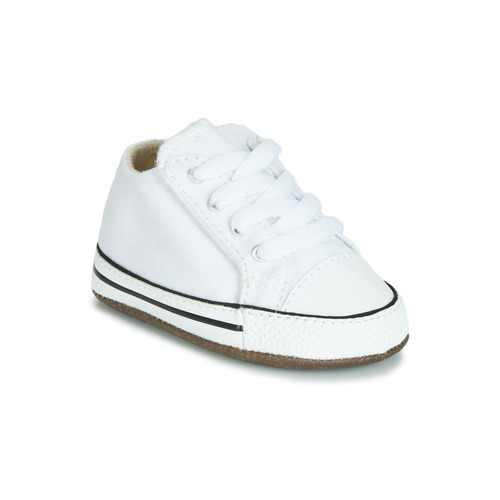 Shoes Children Hi top trainers Converse CHUCK TAYLOR ALL STAR CRIBSTER CANVAS COLOR  HI White / Optical