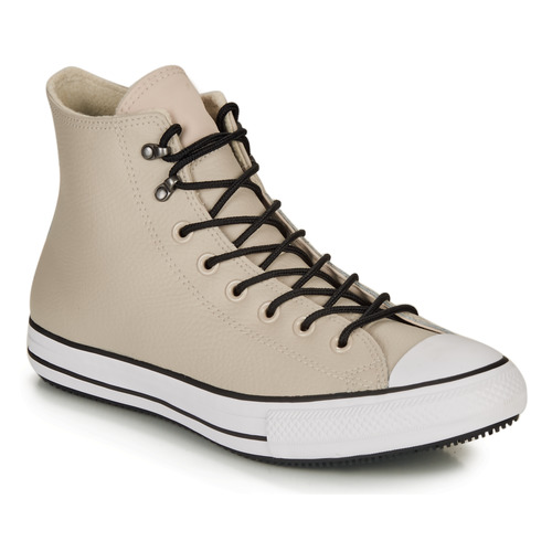 Shoes Hi top trainers Converse CHUCK TAYLOR ALL STAR WINTER LEATHER BOOT HI Beige