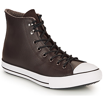 Shoes Hi top trainers Converse CHUCK TAYLOR ALL STAR WINTER LEATHER BOOT HI Brown