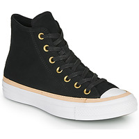 Shoes Hi top trainers Converse CHUCK TAYLOR ALL STAR VACHETTA LEATHER HI Black