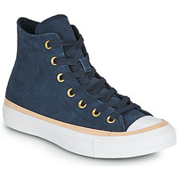 Shoes Hi top trainers Converse CHUCK TAYLOR ALL STAR VACHETTA LEATHER HI Marine