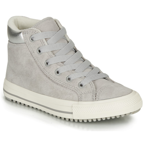 Shoes Girl Hi top trainers Converse CHUCK TAYLOR ALL STAR PC BOOT HI Grey