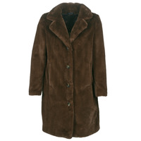 Clothing Women Coats Oakwood CYBER Brown