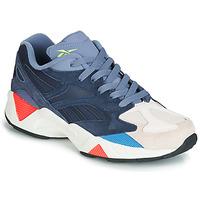 Shoes Low top trainers Reebok Classic AZTREK 96 Grey / Blue