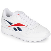 Shoes Low top trainers Reebok Classic CL LEATHER VECTOR White