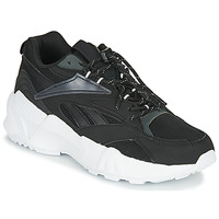 Shoes Women Low top trainers Reebok Classic AZTREK DOUBLE MIX L Black