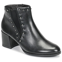 Shoes Women Ankle boots Tamaris LOUZI Black