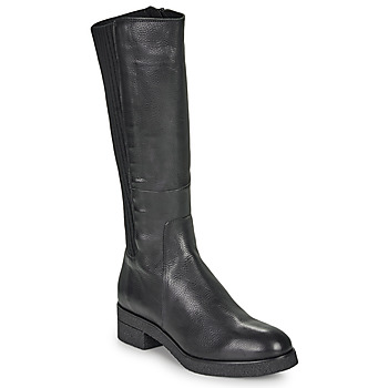 Shoes Women High boots Unisa DOGUI Black