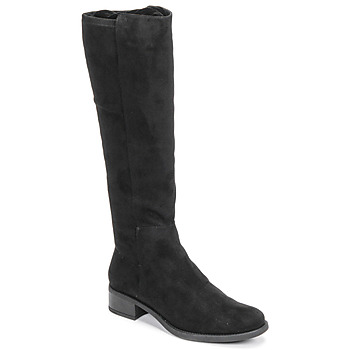 Shoes Women High boots Unisa ELIZA Black