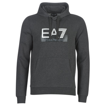 Clothing Men sweaters Emporio Armani EA7 6GPM17-PJ07Z-3909 Grey