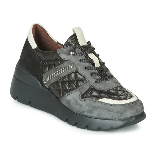 Shoes Women Low top trainers Hispanitas RUTH Grey