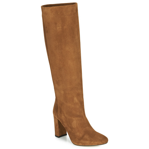 Shoes Women High boots Jonak CALIME Brown
