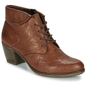 Shoes Women Ankle boots Rieker Y2131-24 Brown