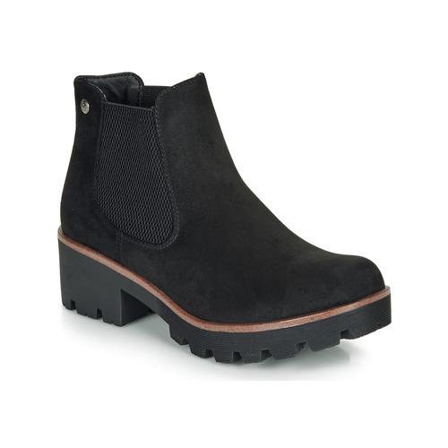 Shoes Women Ankle boots Rieker 99284-02 Black