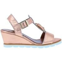 Shoes Women Sandals Carmela Shoes Carmela 66758 Sandalias Casual de Mujer BEIGE