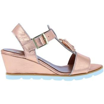Shoes Women Sandals Carmela Carmela 66758 Sandalias Casual de Mujer BEIGE