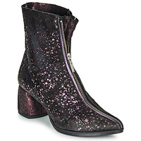 Shoes Women Ankle boots Papucei CASPER BUBBLE PURPLE Purple