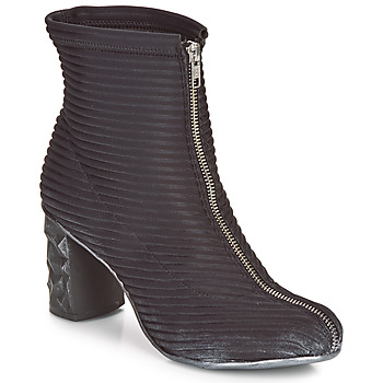 Shoes Women Ankle boots Papucei TEO BLACK Black
