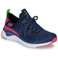 Shoes Women Low top trainers Skechers Solar Fuse Blue
