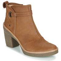 Shoes Women Ankle boots El Naturalista HAYA Brown
