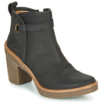 Shoes Women Ankle boots El Naturalista HAYA Black