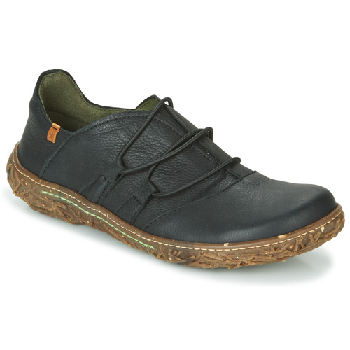 Shoes Women Derby Shoes El Naturalista NIDO Black