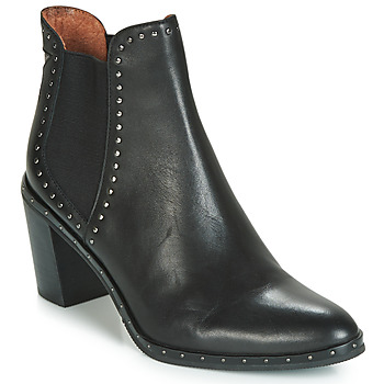 Shoes Women Ankle boots Mam'Zelle NAGI Black
