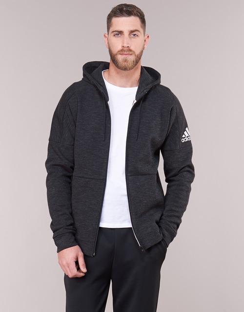 Clothing Men sweaters adidas Performance DU1137 Black