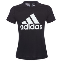 Clothing Women short-sleeved t-shirts adidas Performance DY7734 Black