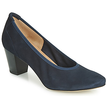 Shoes Women Heels Perlato 10362-CAM-RIVER Blue