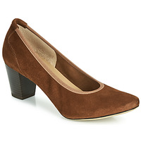 Shoes Women Heels Perlato 10362-CAM-COGNAC Cognac